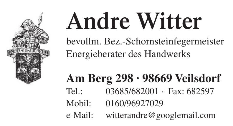 Andre Witter