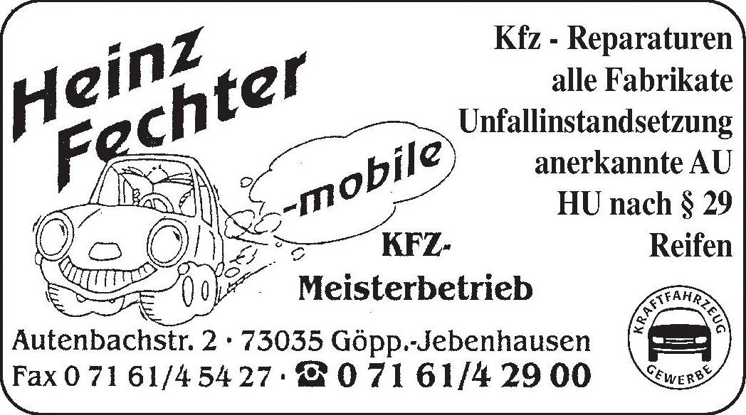 Heinz Fechter