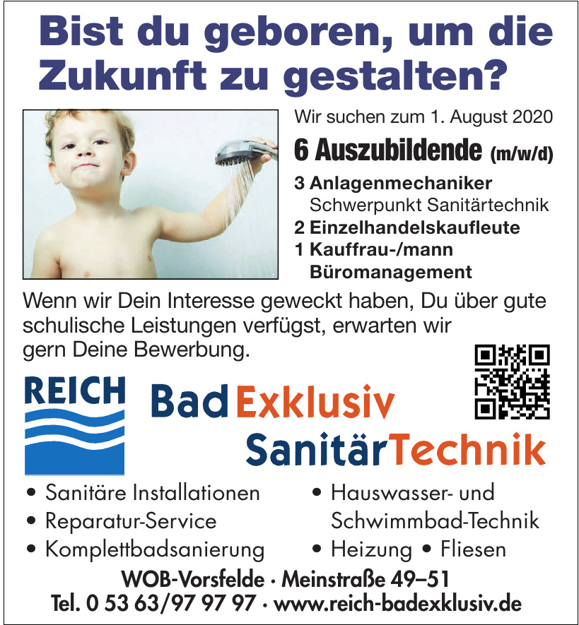 Reich Bad Exklusive Sanitär Technik