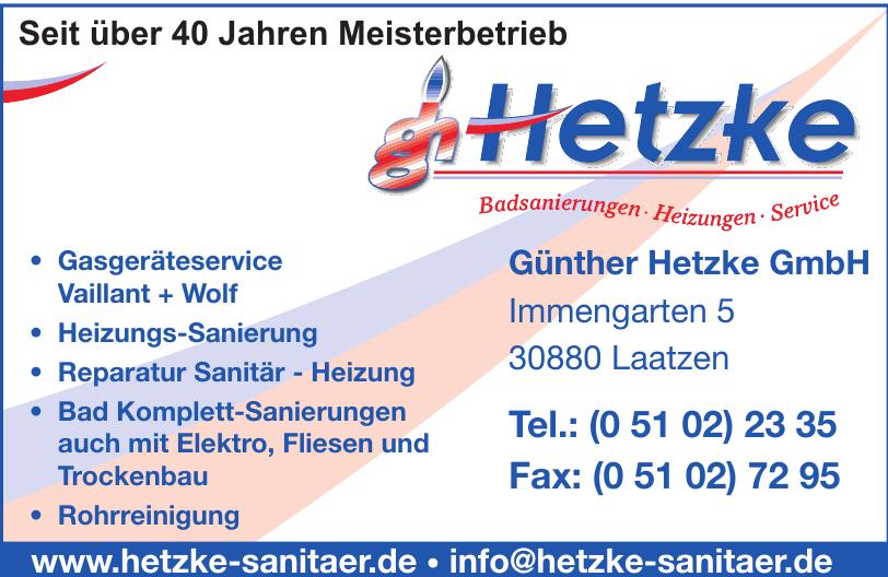 Günther Hetzke GmbH