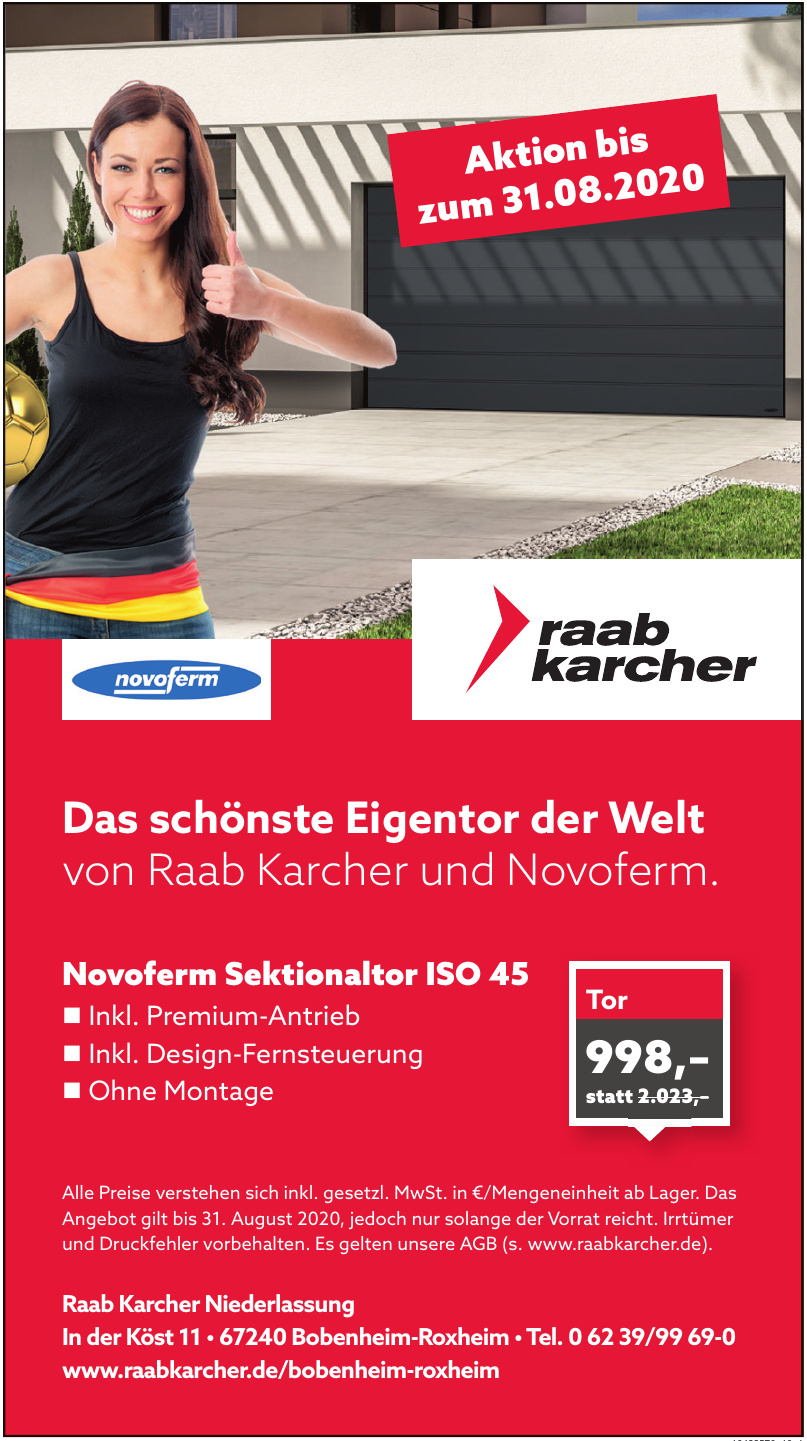 Raab Karcher Niederlassung