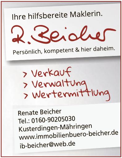 Renate Beicher