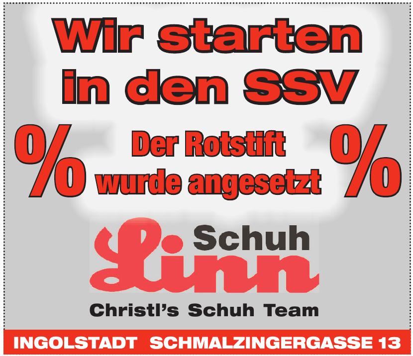 Schuh Linn