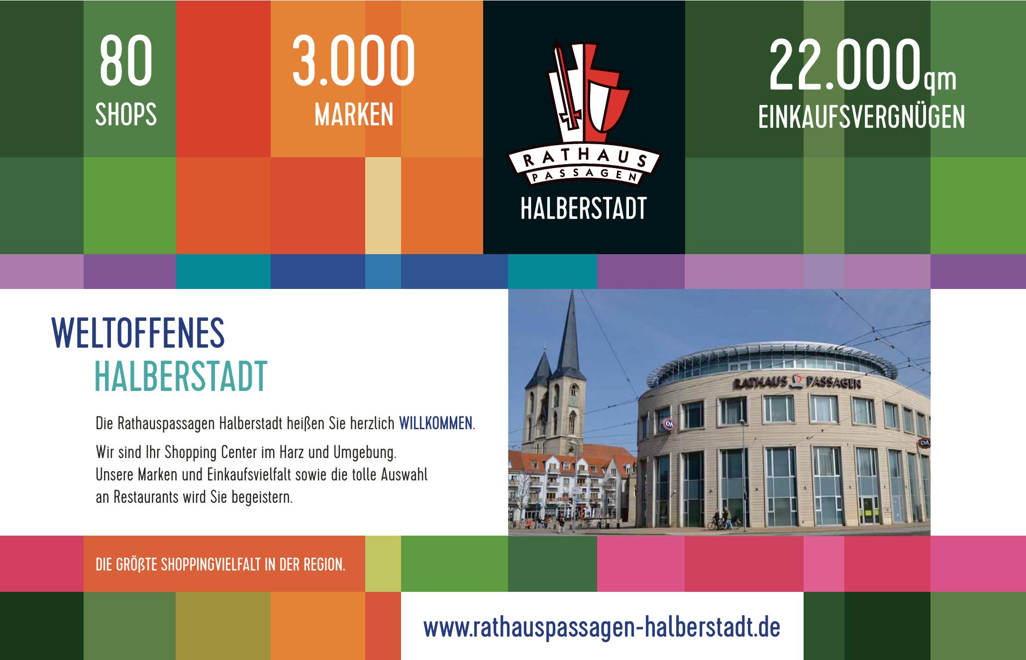 Weltoffenes Halberstadt