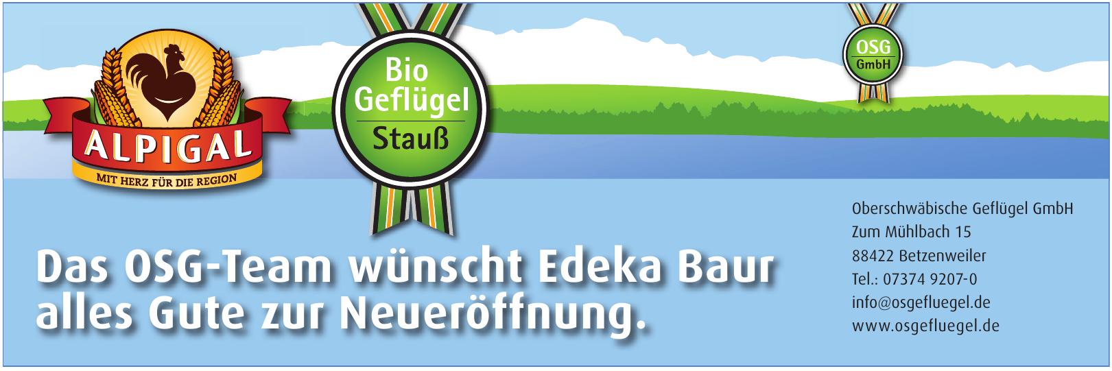 Oberschwäbische Geflügel GmbH