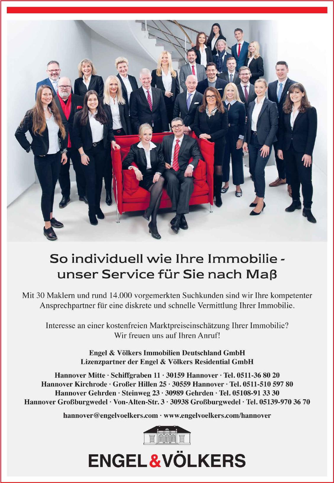 Engel & Völkers Immobilien Deutschland GmbH