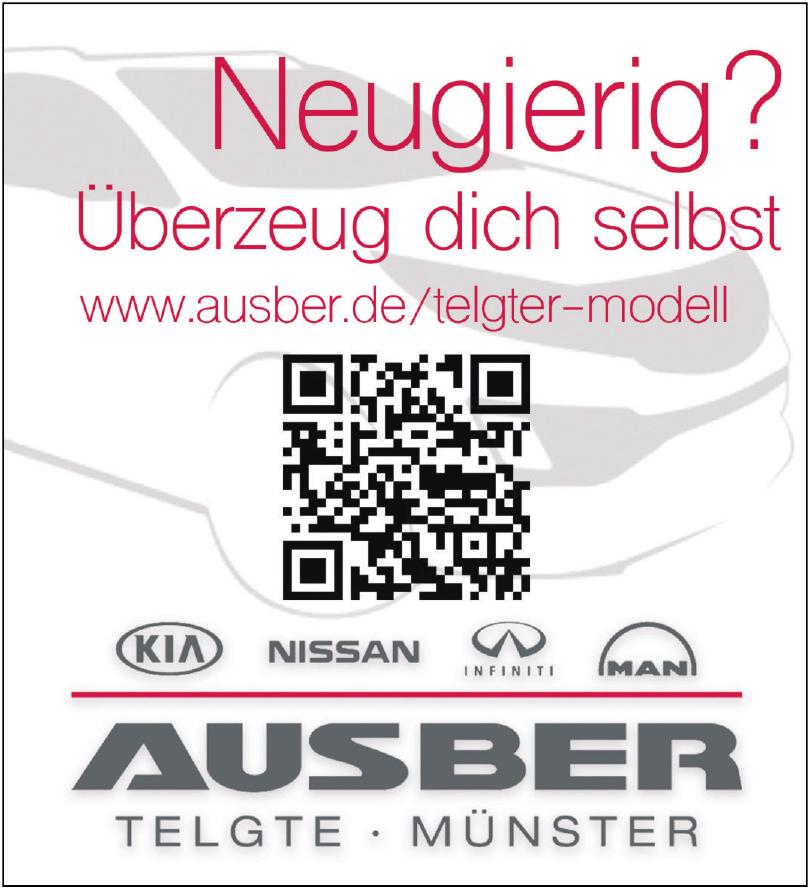 Ausber Telgte - Münster