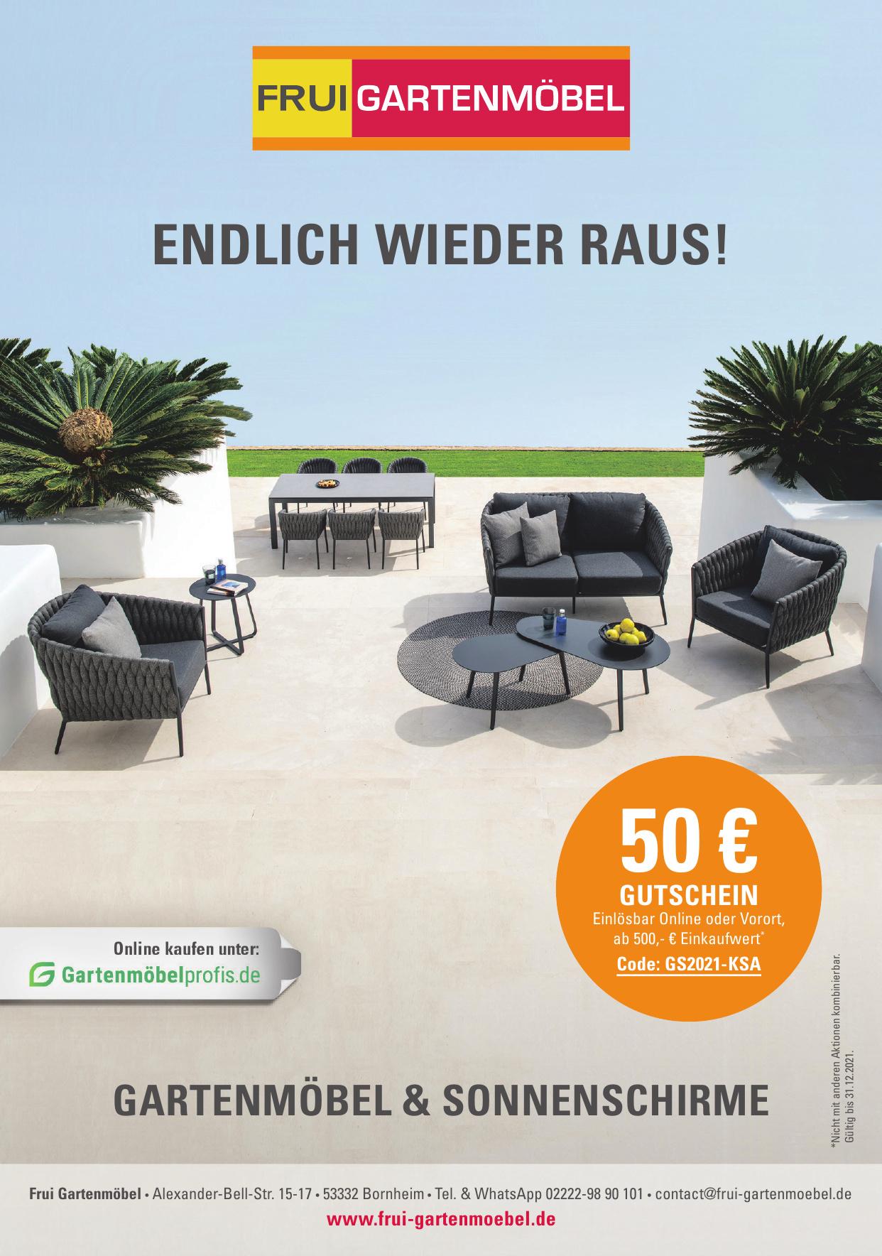 Frui Gartenmöbel GmbH