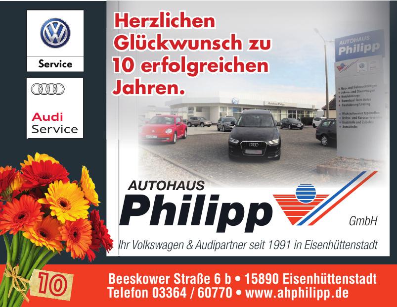 Autohaus Philipp GmbH