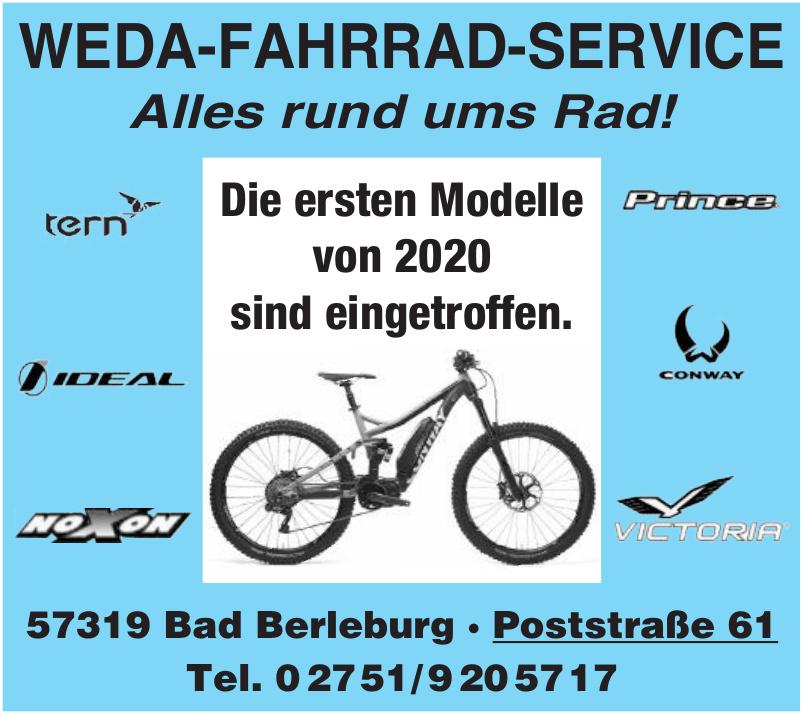Weda-Fahrrad-Service