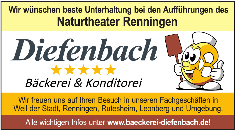 Diefenbach Bäckerei & Konditorei