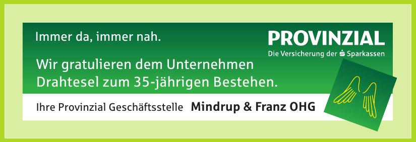 Mindrup & Franz OHG