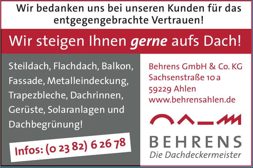 Behrens GmbH & Co. KG