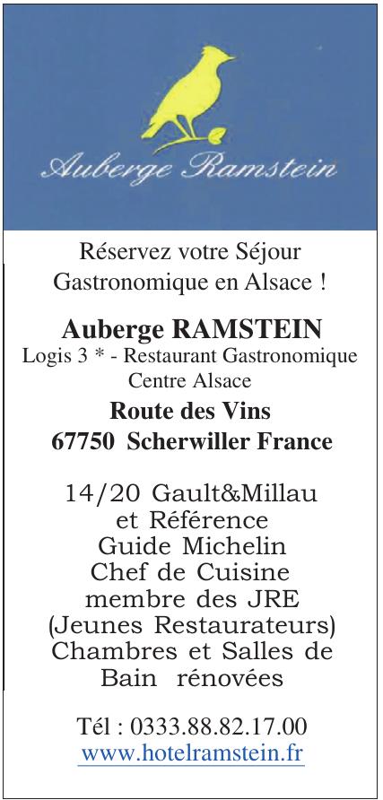 Auberge Ramstein
