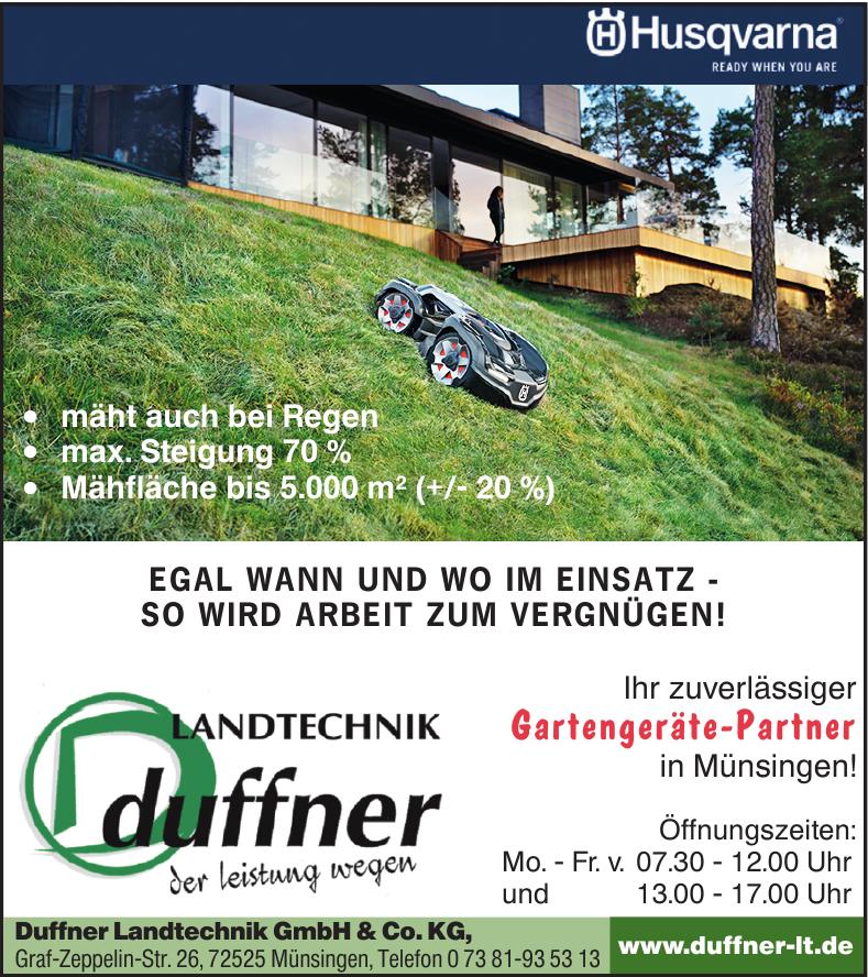 Duffner Landtechnik GmbH & Co. KG