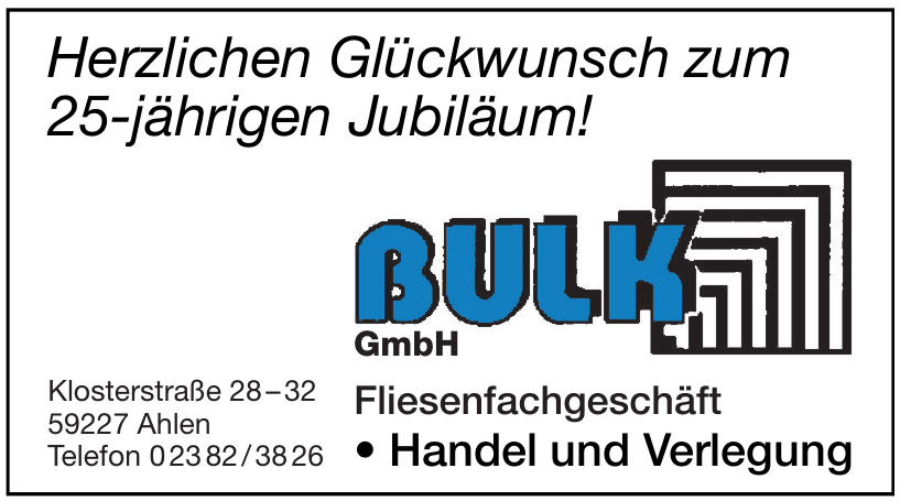 Bulk GmbH