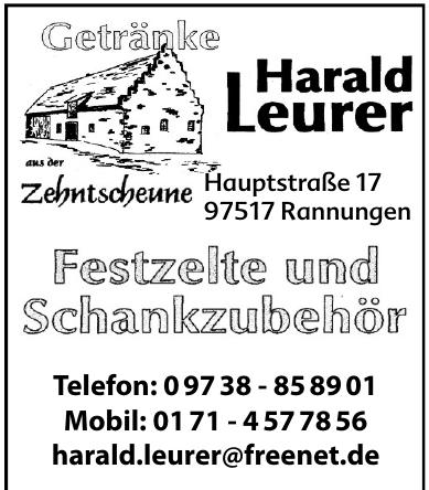 Harald Leurer