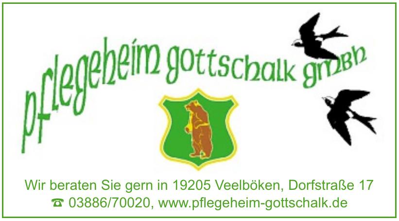 Pflegeheim Gottschalk GmbH