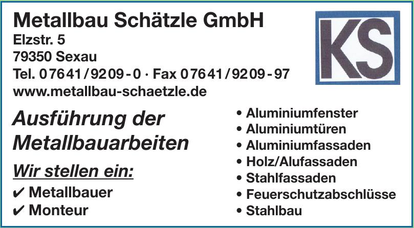 Metallbau Schätzle GmbH