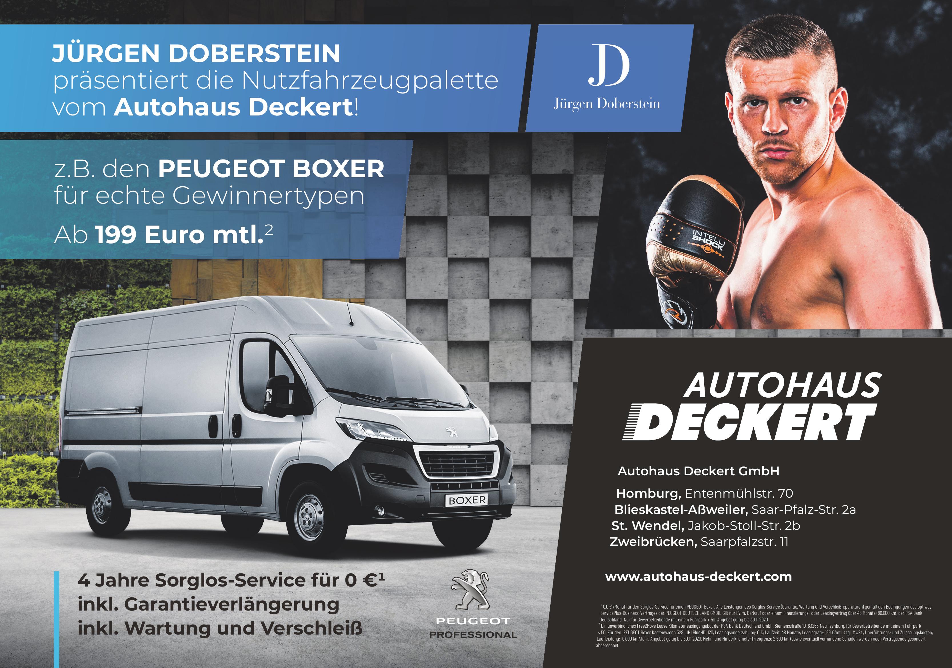 Autohaus Deckert GmbH