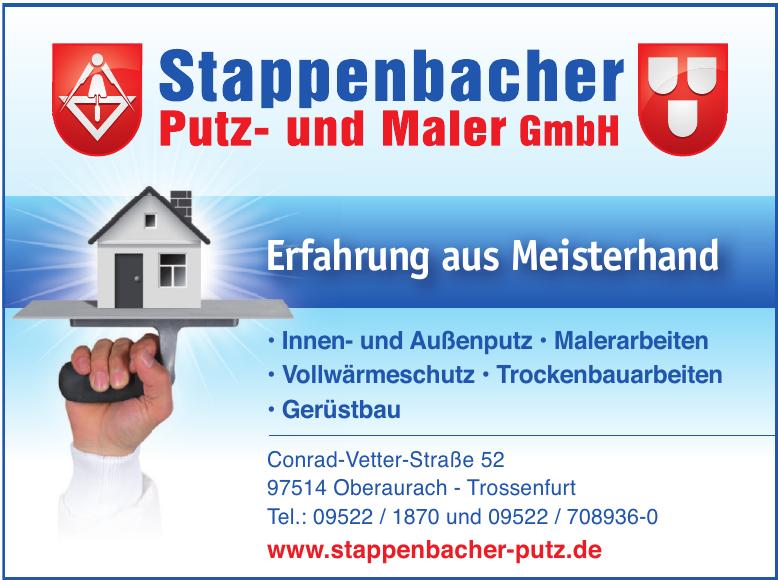Stappenbacher Putz- und Maler GmbH