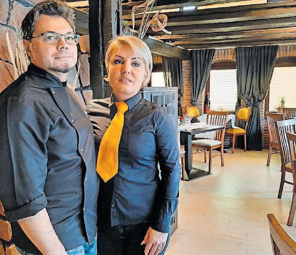 """Nico Clapon lädt ins Steakrestaurant """"La Bohème"""" nach Mutterstadt ein"""