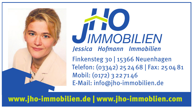 JHO Immobilien