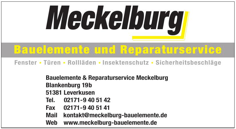 Meckelburg