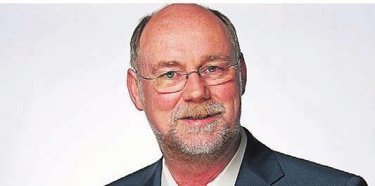 Hans-Ulrich Vaupel, Obermeister der Sanitär- und Heizungsinnung, bereitet mit seinen Kollegen bereits jetzt die Verbrauchermesse seiner Branche in 2020 vor.