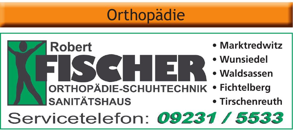 Robert Fischer Orthopädie-Schuhtechnik Sanitätshaus