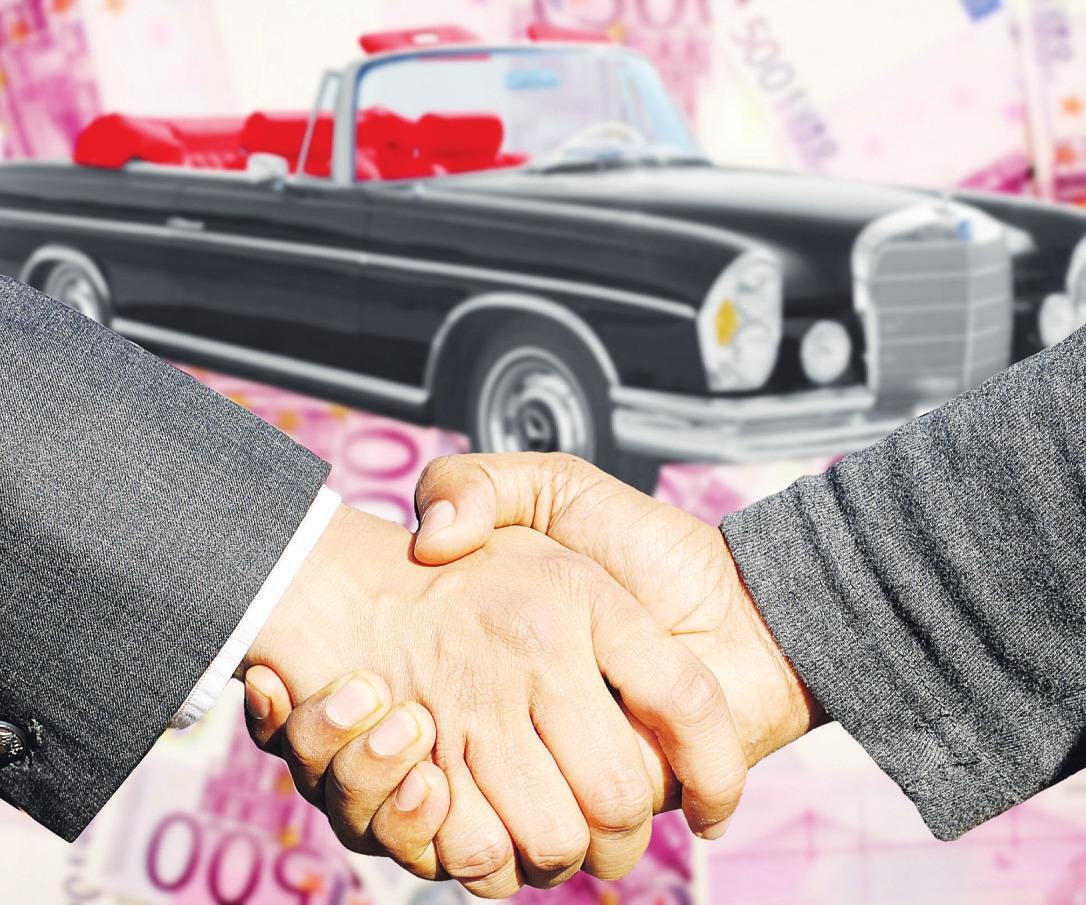 Die Finanzierung eines Autokaufs ist oftmals nicht ohne einen Kredit möglich. Doch die Kreditbedingungen der Autobanken sind nicht immer korrekt. Dann kann der Käufer das Fahrzeug zurückgeben und sein Geld zurückverlangen Foto: PIXABAY