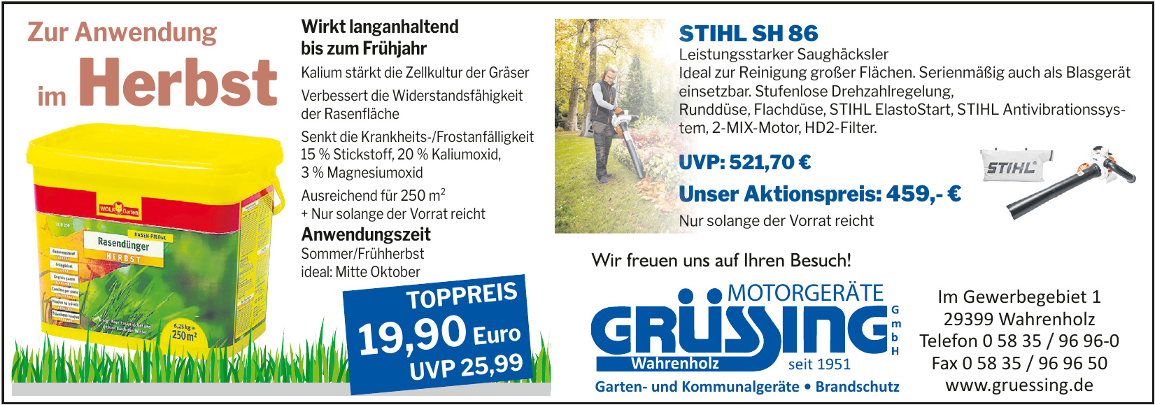 Grüssing GmbH