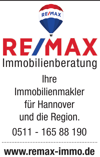 Remax Immobilienberatung