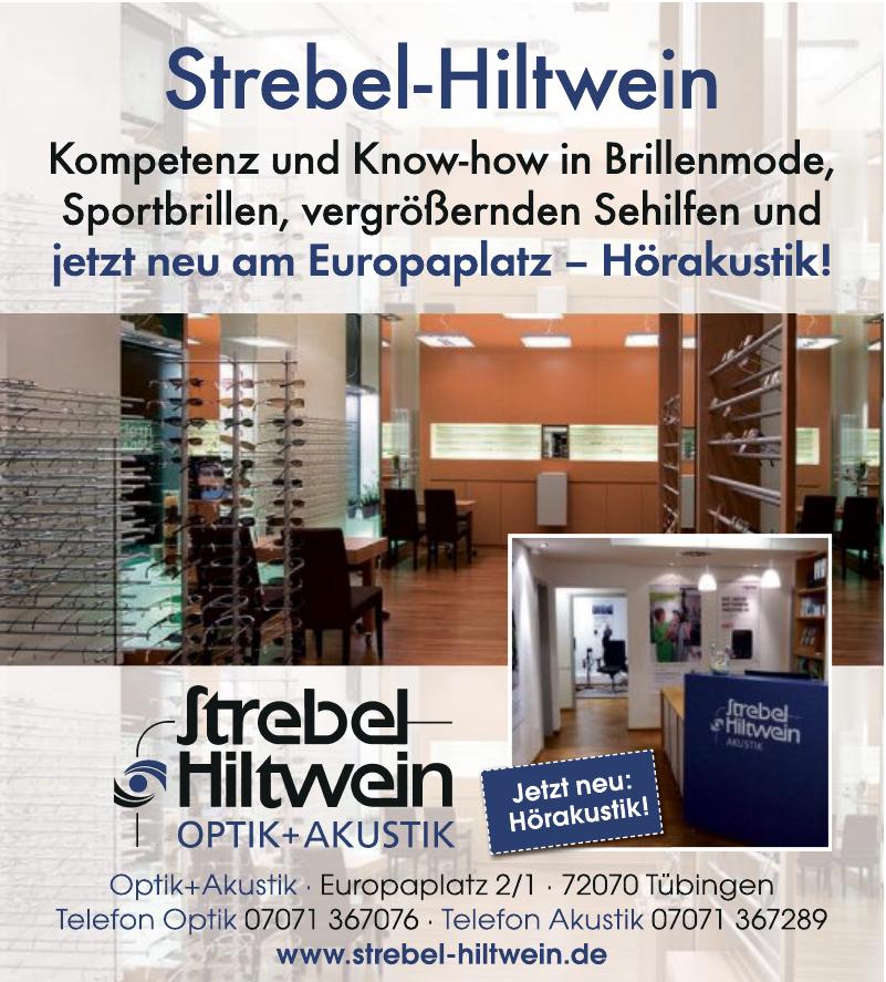 Strebel-Hiltwein Optik GmbH