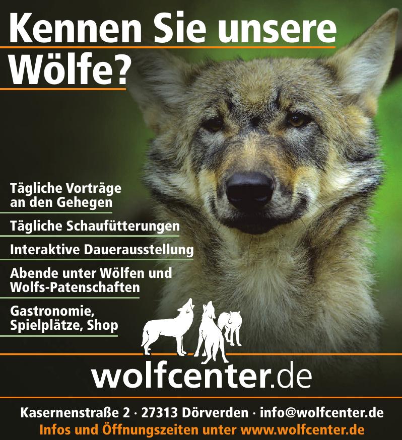 Wolfcenter GbR