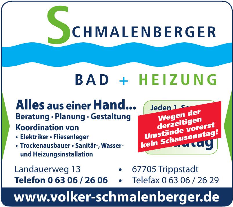 Firma Volker Schmalenberger