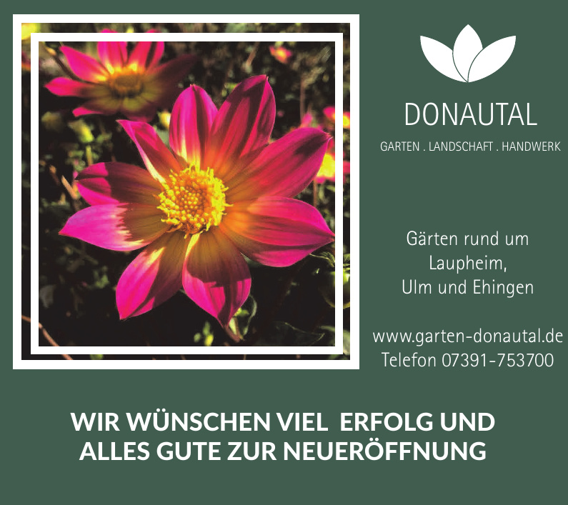 Garten Donautal