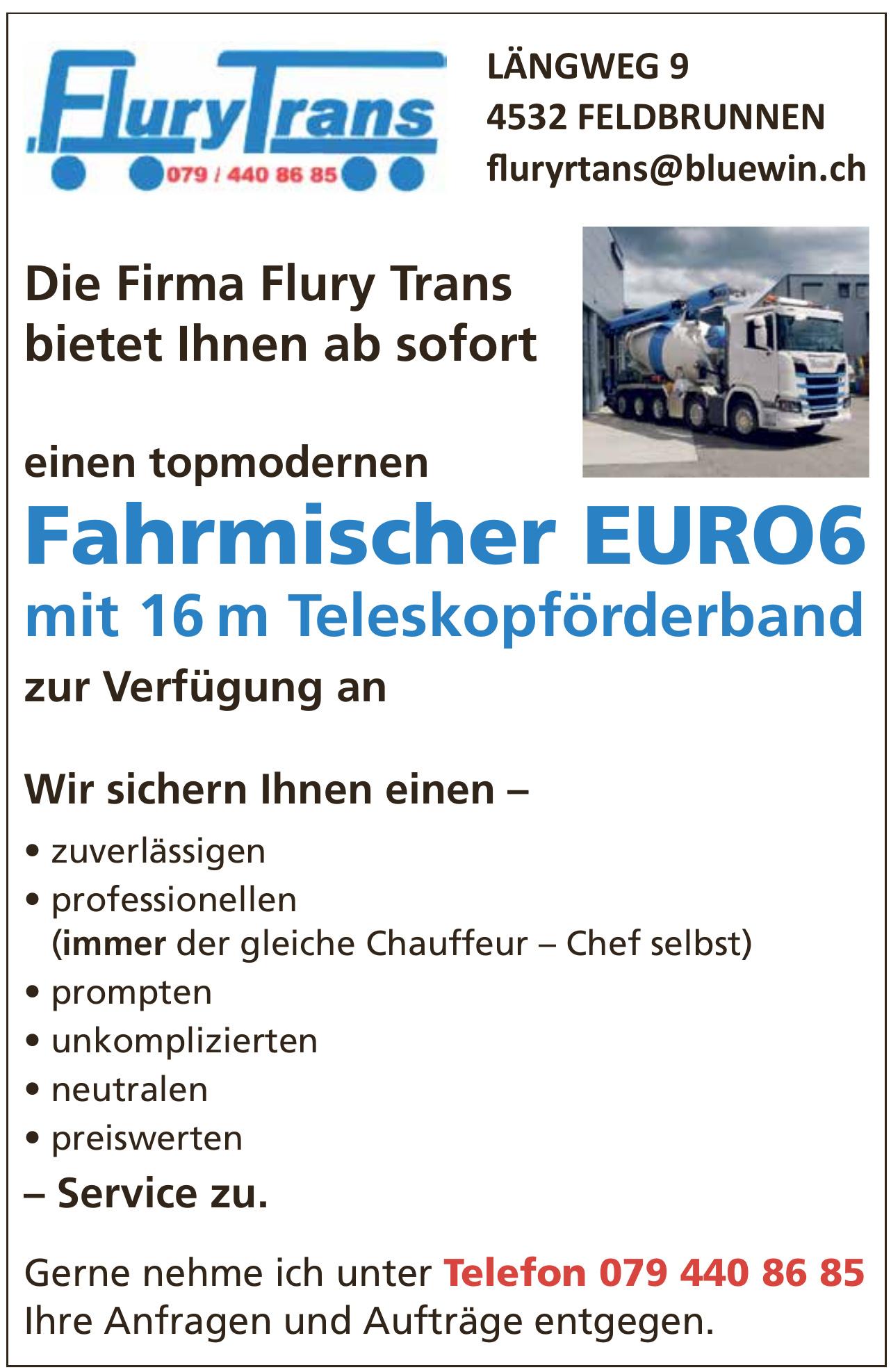 Flury Trans