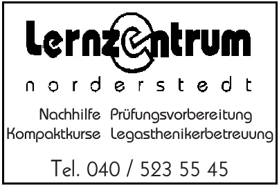 Lernzentrum Norderstedt