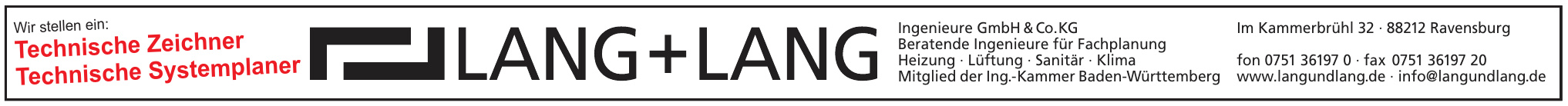 Ingenieure GmbH & Co. KG