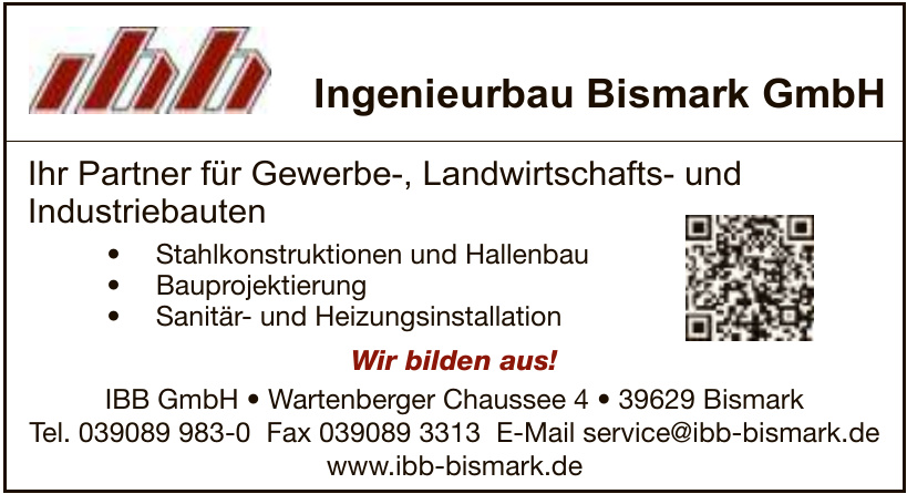 Ingenieurbau Bismark GmbH