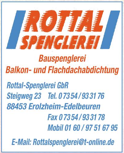 Rottal Spenglerei GbR