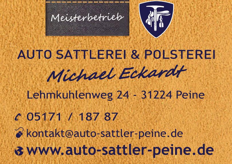 Auto Sattlerei & Polsterei Michael Eckhardt