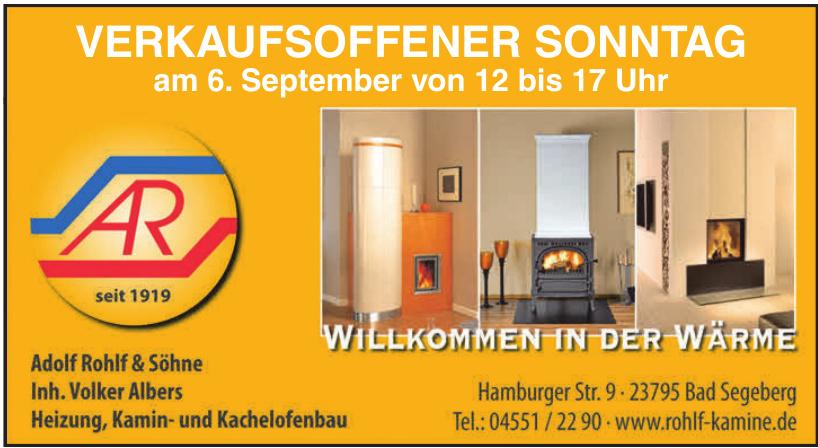 Adolf Rohlf & Söhne