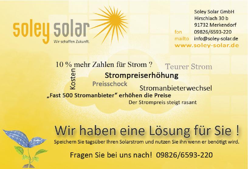 Soley Solar GmbH