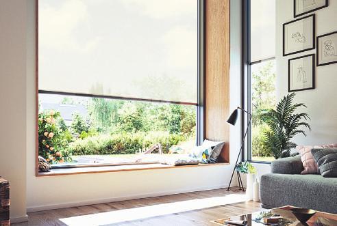 Senkrecht-Markisen verleihen Fassaden eine moderne Optik – Das sind die Vorteile Image 5