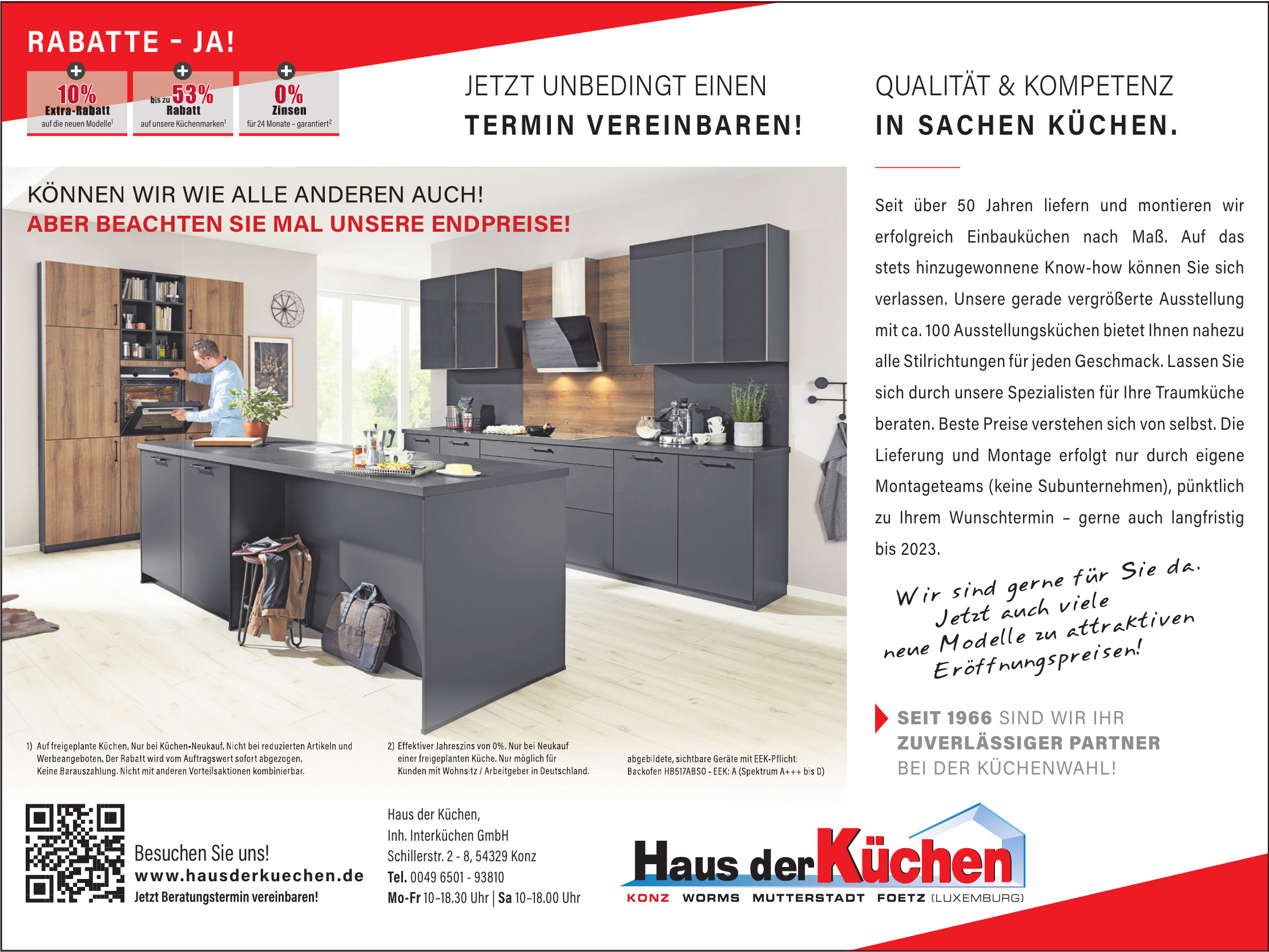 Haus der Küchen inh. interküchen GmbH