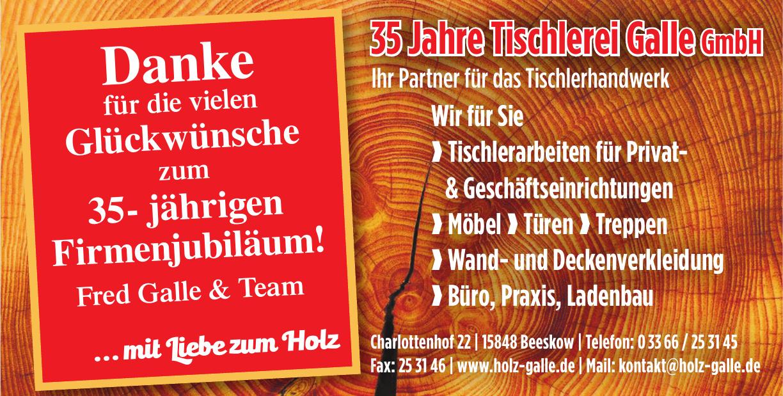 Tischlerei Galle GmbH