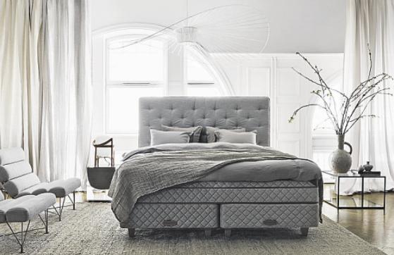 Das neue Bett DUX 6006 von Duxiana