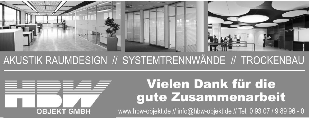HBW Objekt GmbH